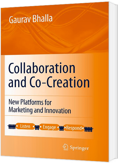 Collaboration and Co-Creation by Gaurav Bhalla
